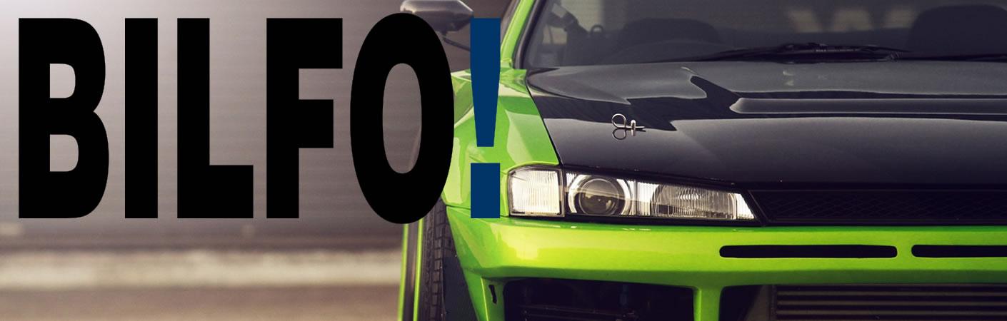 information om brugte biler på BILFO