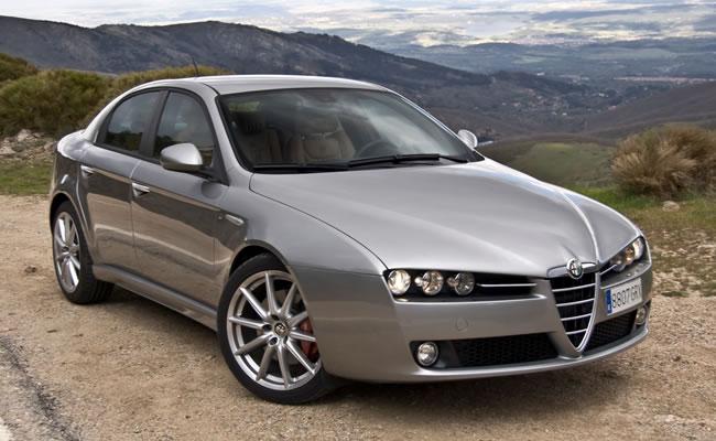 Test brugt Alfa Romeo 159 2,2